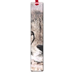Leopard Art Abstract Vintage Baby Large Book Marks