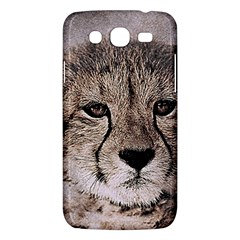Leopard Art Abstract Vintage Baby Samsung Galaxy Mega 5 8 I9152 Hardshell Case