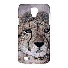 Leopard Art Abstract Vintage Baby Galaxy S4 Active