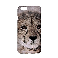 Leopard Art Abstract Vintage Baby Apple Iphone 6/6s Hardshell Case