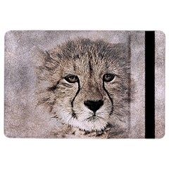 Leopard Art Abstract Vintage Baby Ipad Air 2 Flip