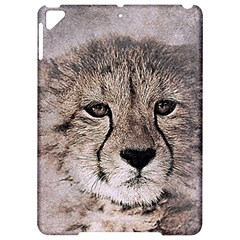 Leopard Art Abstract Vintage Baby Apple Ipad Pro 9 7   Hardshell Case
