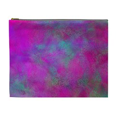 Background Texture Structure Cosmetic Bag (xl)