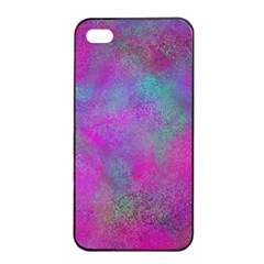Background Texture Structure Apple Iphone 4/4s Seamless Case (black)