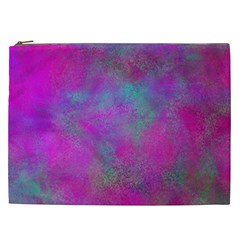 Background Texture Structure Cosmetic Bag (xxl)