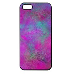 Background Texture Structure Apple Iphone 5 Seamless Case (black)