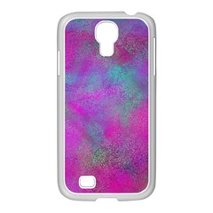 Background Texture Structure Samsung Galaxy S4 I9500/ I9505 Case (white)