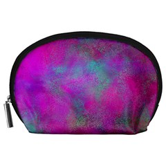 Background Texture Structure Accessory Pouches (large)