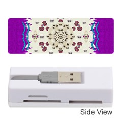 Eyes Looking For The Finest In Life As Calm Love Memory Card Reader (stick)