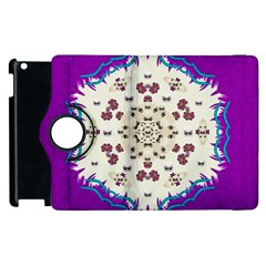 Eyes Looking For The Finest In Life As Calm Love Apple Ipad 2 Flip 360 Case