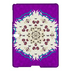 Eyes Looking For The Finest In Life As Calm Love Samsung Galaxy Tab S (10 5 ) Hardshell Case