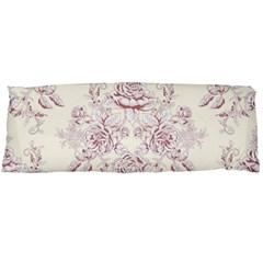 French Chic Body Pillow Case (dakimakura)