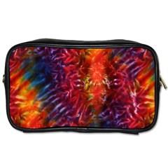 Vibrant Hippy Tye Dye Toiletries Bags