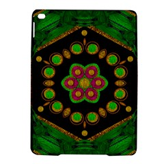 Magic Of Life A Orchid Mandala So Bright Ipad Air 2 Hardshell Cases