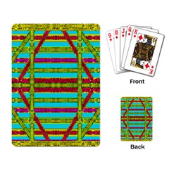 Gift Wrappers For Body And Soul Playing Card