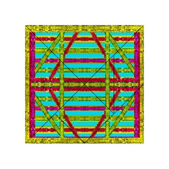 Gift Wrappers For Body And Soul Acrylic Tangram Puzzle (4  X 4 )
