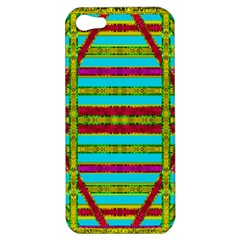 Gift Wrappers For Body And Soul Apple Iphone 5 Hardshell Case
