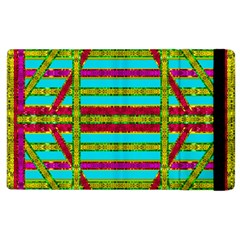 Gift Wrappers For Body And Soul Apple Ipad 3/4 Flip Case