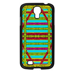 Gift Wrappers For Body And Soul Samsung Galaxy S4 I9500/ I9505 Case (black)
