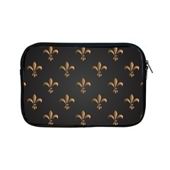 Fleur De Lis Apple Ipad Mini Zipper Cases