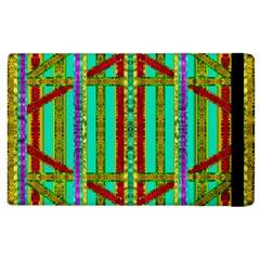 Gift Wrappers For Body And Soul In  A Rainbow Mind Apple Ipad 3/4 Flip Case