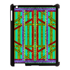 Gift Wrappers For Body And Soul In  A Rainbow Mind Apple Ipad 3/4 Case (black)