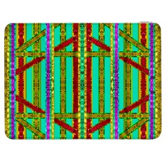 Gift Wrappers For Body And Soul In  A Rainbow Mind Samsung Galaxy Tab 7  P1000 Flip Case