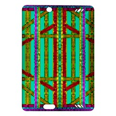 Gift Wrappers For Body And Soul In  A Rainbow Mind Amazon Kindle Fire Hd (2013) Hardshell Case