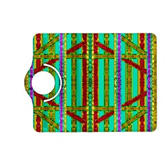 Gift Wrappers For Body And Soul In  A Rainbow Mind Kindle Fire Hd (2013) Flip 360 Case