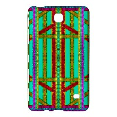 Gift Wrappers For Body And Soul In  A Rainbow Mind Samsung Galaxy Tab 4 (7 ) Hardshell Case