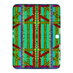 Gift Wrappers For Body And Soul In  A Rainbow Mind Samsung Galaxy Tab 4 (10 1 ) Hardshell Case