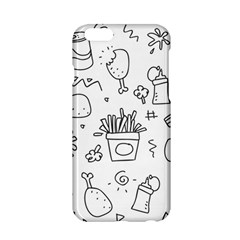 Set Chalk Out Scribble Collection Apple Iphone 6/6s Hardshell Case