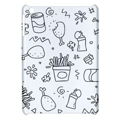 Set Chalk Out Scribble Collection Apple Ipad Mini Hardshell Case