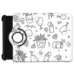 Set Chalk Out Scribble Collection Kindle Fire Hd 7