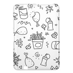 Set Chalk Out Scribble Collection Kindle Fire Hd 8 9