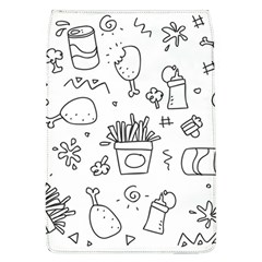 Set Chalk Out Scribble Collection Flap Covers (l)