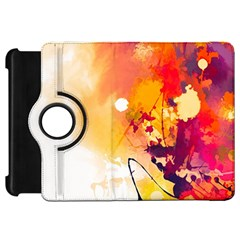 Paint Splash Paint Splatter Design Kindle Fire Hd 7