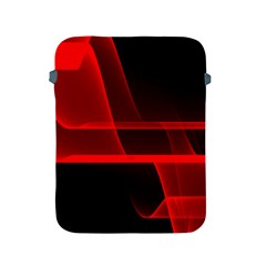 Background Light Glow Abstract Art Apple Ipad 2/3/4 Protective Soft Cases