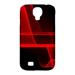 Background Light Glow Abstract Art Samsung Galaxy S4 Classic Hardshell Case (pc+silicone)