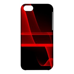 Background Light Glow Abstract Art Apple Iphone 5c Hardshell Case