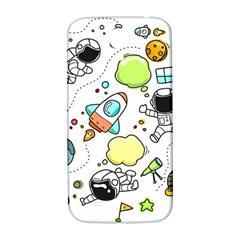 Sketch Set Cute Collection Child Samsung Galaxy S4 I9500/i9505  Hardshell Back Case