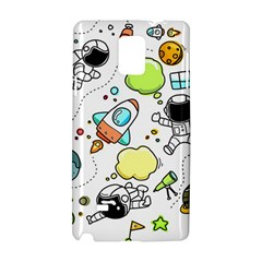 Sketch Set Cute Collection Child Samsung Galaxy Note 4 Hardshell Case
