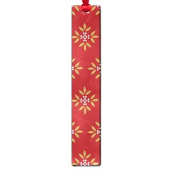 Pattern Background Holiday Large Book Marks