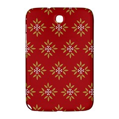 Pattern Background Holiday Samsung Galaxy Note 8 0 N5100 Hardshell Case