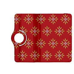 Pattern Background Holiday Kindle Fire Hdx 8 9  Flip 360 Case