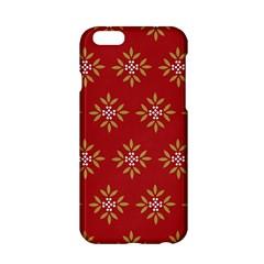 Pattern Background Holiday Apple Iphone 6/6s Hardshell Case