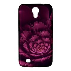 Fractal Blossom Flower Bloom Samsung Galaxy Mega 6 3  I9200 Hardshell Case