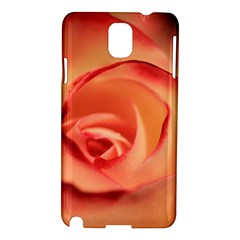 Rose Orange Rose Blossom Bloom Samsung Galaxy Note 3 N9005 Hardshell Case