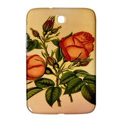 Vintage Flowers Floral Samsung Galaxy Note 8 0 N5100 Hardshell Case