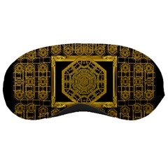 Beautiful Stars Would Be In Gold Frames Sleeping Masks